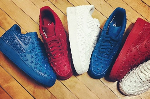 "Nike Air Force 1 Low ""Stars Independence Day"" Pack (Photos)"