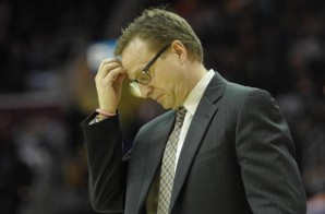 The Storm Is Coming: The Oklahoma City Thunder Have Fired Head Coach Scott Brooks