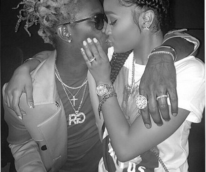 This Just In, Apparantly Young Thug Is Now An Engaged Man?