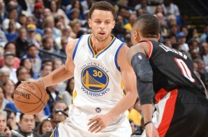 Golden State MVP: Steph Curry Scores 45 & Breaks His Own NBA Record For Most 3 Pointer Made In A Season (Video)