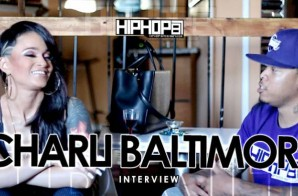 "Charli Baltimore Talks ""Bed Full Of Money"", Her Upcoming Album, Philly's Hip-Hop Scene, Women In The Industry & More With HHS1987 (Video)"