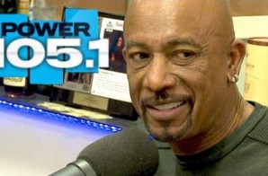 Montel Williams Sits Down With The Breakfast Club (Video)