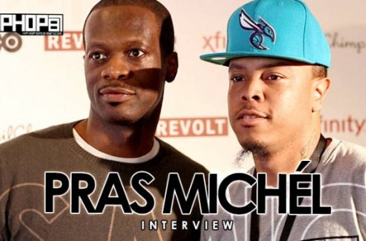 Pras Michél Talks His Film 'Sweet Micky For President', A Possible Fugees Reunion, The Current State Of Haiti, Working With Marlon Wayans & More With HHS1987 (Video)