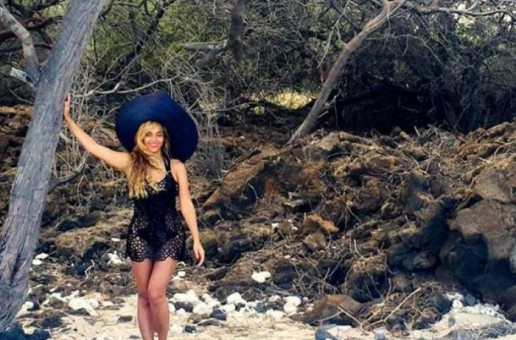 Beyoncé Releases Sexy Shots From Her Hawaii Wedding Anniversary Trip With Jay Z (Photos)