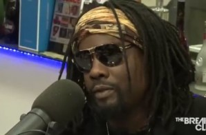 "Wale Stops By The Breakfast Club To Talk His Latest Album, ""The Album About Nothing"" & More (Video)"