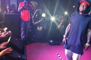 Lil Wayne Says 'Fuck Cash Money' During A Concert In Florida (Video)