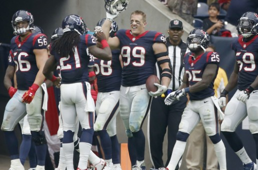 Hard Knock Life For Us: The Houston Texans Will Be Featured On The 2015 Edition Of The HBO Series