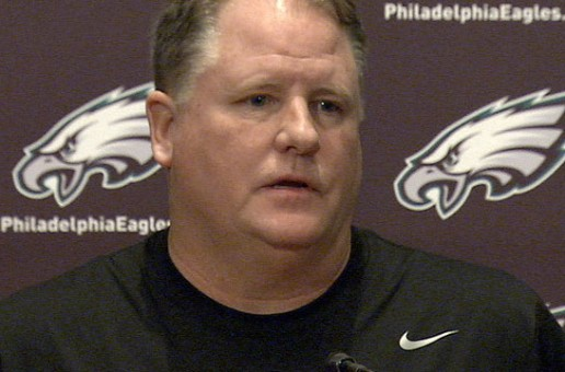 Philadelphia Eagles Head Coach Chip Kelly Denies LeSean McCoy's Racist Accusations (Video)