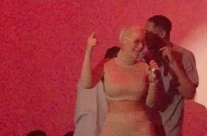 No Chill: Amber Rose Disses Kanye West At The Supper Club LA (Video)