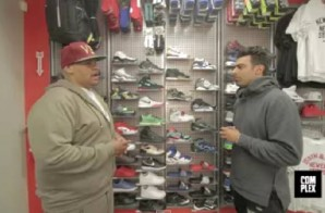 Sneaker Shopping With Fat Joe In The BX