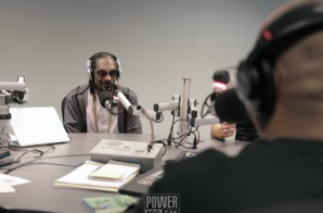"Snoop Dogg Stops By The Cruz Show To Talk New Album ""BUSH"" & Receives Call From Pharrell On Air (Video)"