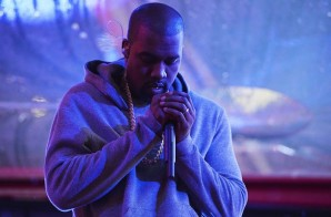 Kanye West Performs At Wango Tango (Video)