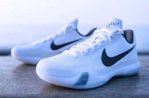 "Nike Kobe 10 ""Fundamentals"" (Photos & Release Info)"