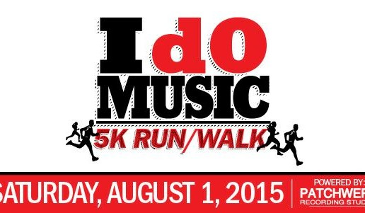@IdOMUSIConline 5K Run/Walk August 1, 2015 in Atlanta, Ga