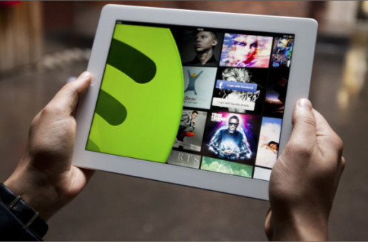 Competitive Advantage: Spotify Is Said To Soon Stream Videos