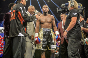 Floyd Mayweather Wants Eminem To Perform At His Last Ever Boxing Match