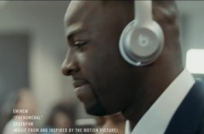 Eminem Previews New Track 'Phenomenal' In Beats By Dre Commercial (Video)