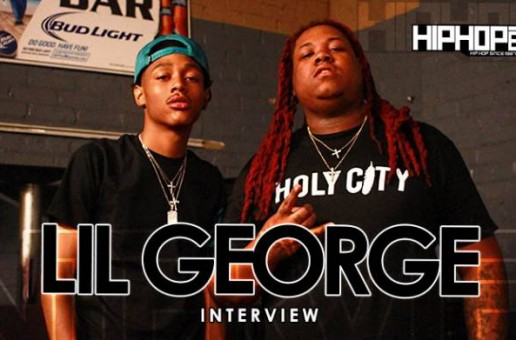 "Lil George Talks His Single ""Sauce"", BMB Records, Detroit & More With HHS1987 (Video)"