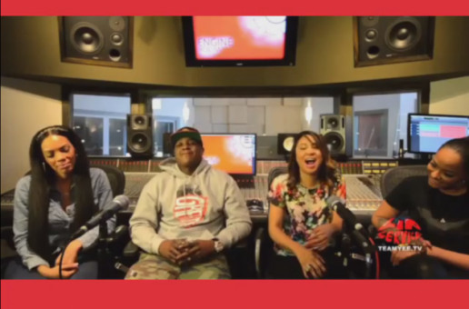 Jadakiss On 'Lip Service' With Angela Yee