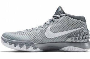 "Nike Kyrie 1 ""Wolf Grey"" (Photos & Release Info)"