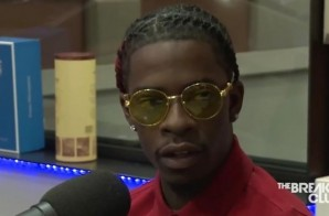 Rich Homie Quan Talks Birdman, Young Thug, Not Being Gay, New Music & More On The Breakfast Club (Video)