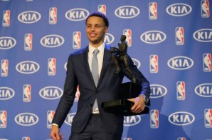 Stephen Curry's 2014-15 NBA Regular Season MVP Press Conference (Full Video)