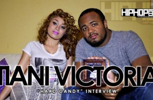 Tiani Victoria Talks New Mixtape 'Hard Candy', Her Recent Performances & More With HHS1987 (Video)