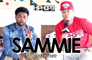 """Sammie Talks His Album 'Blue Orchid', The State Of R&B,  His Singles """"Had A Few"""" & """"Show Me"""", Acting & More With HHS1987 (Video)"""