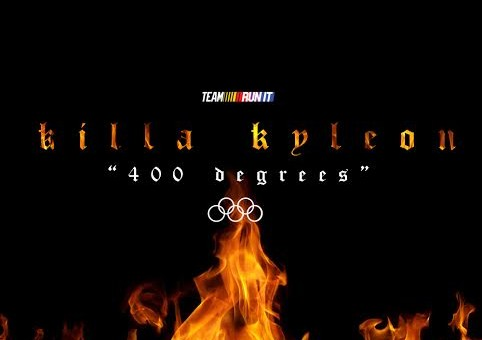 Killa Kyleon – 400 Degreez (Freestyle)