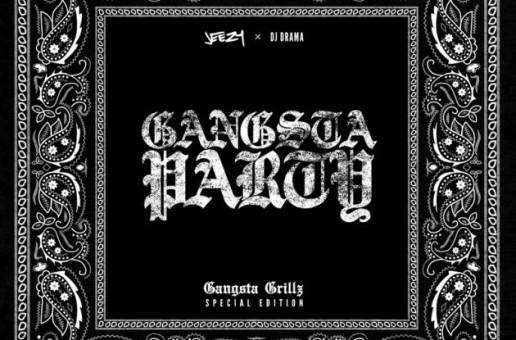 Jeezy – Gangsta Party (Mixtape) (Hosted By DJ Drama)