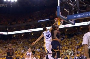 Uncle Drew Shows Up Big: Checkout Kyrie Irving's Amazing Block On Stephen Curry (Video)