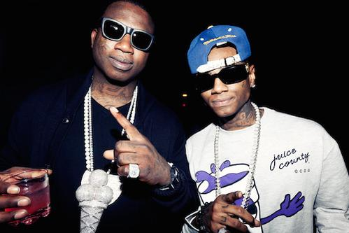 Gucci Mane x Soulja Boy – Born Wit It (Prod. by Mike WiLL Made It)