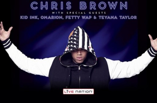 Chris Brown Announces 'One Hell Of A Nite' Tour