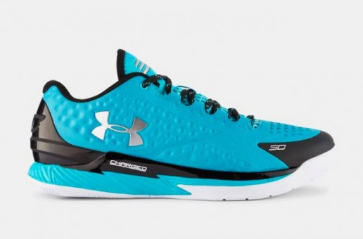 """Under Armour Curry One """"Panthers"""" (Photos & Release Information)"""