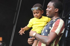 Meek Mill Shares A Letter To His Son For Father's Day