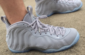 "Nike Air Foamposite One ""Wolf Grey"" (Photos & Release Info)"