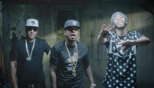 French Montana – Coke Boy Money Ft. Chinx & Zack (Video)