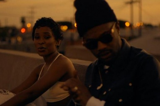 Casey Veggies – Tied Up Ft. Dej Loaf (Video)