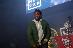 Kendrick Lamar Brings Instagram Star Welven Da Great On Stage At Summer Jam! (Video)