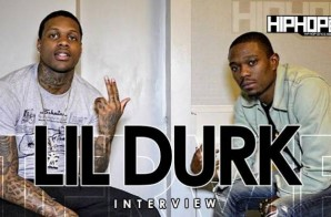 Lil Durk Talks 'Remember My Name' Album, Rappers Who Didn't Make The Album, New Mixtape With Chief Keef & More (Video)