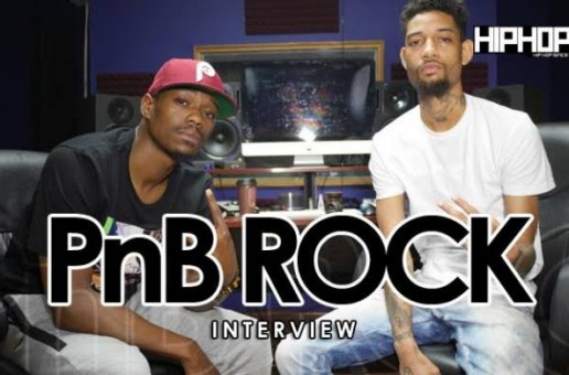 PnB Rock Talks 'RNB 3′ Project, His Sound, His Video On MTV Jams, Prison & More (Video)