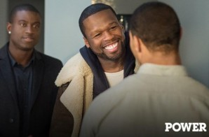 50 Cent's Power Renewed For Season 3!