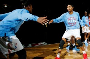 Atlanta Dream All-Star Angel McCoughtry Gives The WNBA An Exclusive Look At Her Pre-Game Workout (Video)