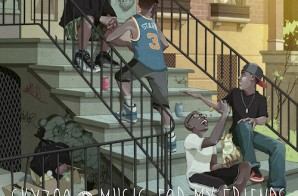 Skyzoo – Music For My Friends (Album Stream)