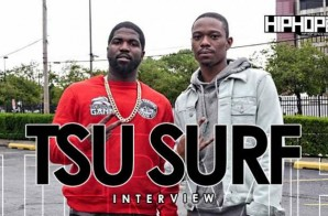 Tsu Surf Talks Battle Rap, Drake, His Next Battle, Upcoming 'Newark' Project & More (Video)