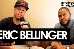 Eric Bellinger Talks 'Cuffing Season', Writing For Chris Brown & Usher, Fatherhood & More With HHS1987 (Video)