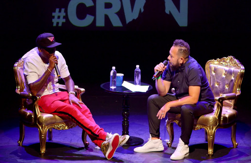 Meek Mill – CRWN Interview (Part One) (Video)