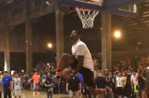 He's Back: NBA All-Star Paul George Completes A Nice Between The Legs Dunk (Video)