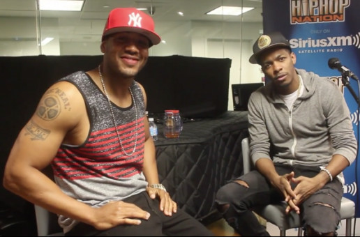 King Los Sits Down With DJ Steel On SirusXM Hip-Hop Nation (Video)