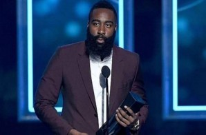 Bearded MVP: James Harden Wins The NBA MVP Honors At The 2015 Players Choice Awards